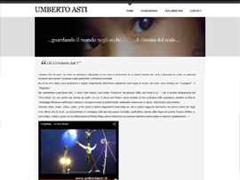 Sito Web Blog Umberto Asti Regista e Documentarista by Digital Art #1