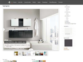 Sito Web + Outlet eCommerce La Bussola Arredo Bagno by Digital Art #3